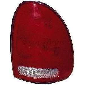 TAIL LIGHT plymouth GRAND VOYAGER 96 00 chrysler TOWN & COUNTRY VAN