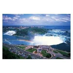 Niagara Falls, Canada 1000 Piece Glow in the Dark Puzzle
