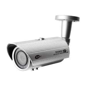 KT&C KPC N500NH10 Color IR Bullet Camera with OSD, 600 TVL