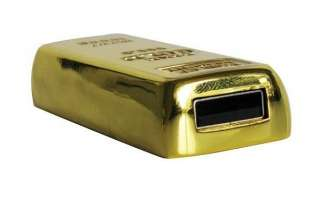 Hot Free Ship New Gold Bar USB Flash Memory Drive Stick 4GB 8GB 16GB