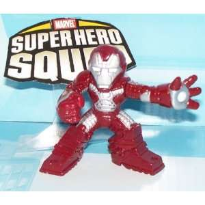 SuperHero Squad IRON MAN Mark V Action Figure Everything