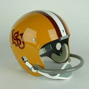1968 IOWA STATE CYCLONES Riddell TK Suspension Football