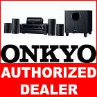 Onkyo HT S5500 7.1 Channel Home Theater Speaker/Receiver Package