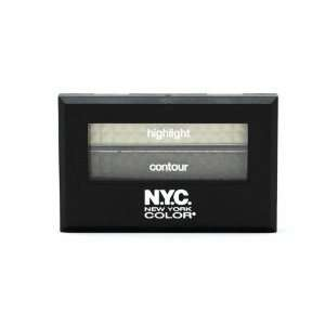 NYC EYESHADOW CITY DUET EYESHADOW #812A NEW YORK CITY SKYLINE Beauty
