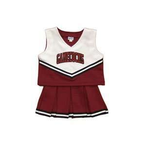South Carolina Gamecocks NCAA Cheerdreamer Two Piece