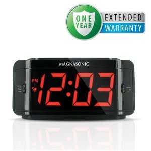SD Covert Alarm Clock DVR with Built in Color Pinhole Surveillance Spy