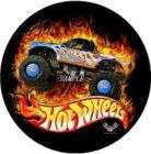 HOT WHEELS MONSTER TRUCK EDIBLE ICING CAKE IMAGE TOPPER items in