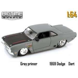 Racing 1969 Dodge Dart GTS 164 Scale Die Cast Car Toys & Games