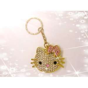 Crystal Jewelry USB Flash drive keychain