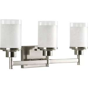 By Progress Lighting Alexa Collection Brushed Nickel Finish 3 Light