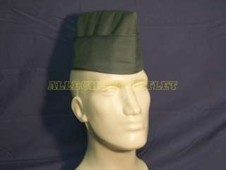 US MILITARY GARRISON MENS CAP AG 489 6 3/8 NEW IN BAG