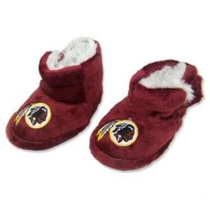 OFFICIAL BABY BOOTIES SZ EXTRA LARGE (12 24 MOS)