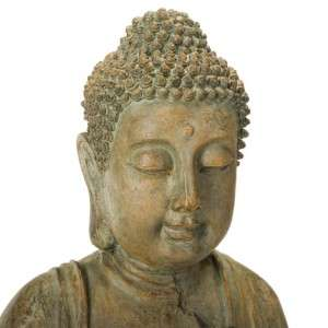 Buddha Water Fountain Indoor or Outdoor Tabletop Home Decor New