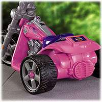 Power Wheels Fisher Price Pink Harley Rocker   Power Wheels   Toys