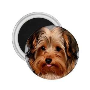 Yorkshire Terrier Puppy Dog 10 2.25in Magnet R0656