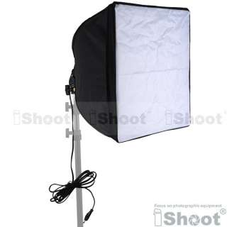 40x40cm Flash Umbrella Soft Box/Diffuser with E27 100W Photo Studio