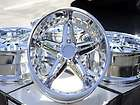 22 New VCT Chrome Wheels Rims 6x135 Ford Expedition F 150 Lincoln Mark