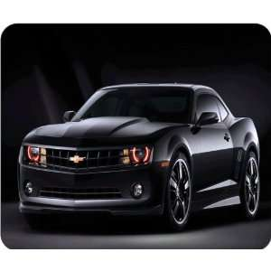 Chevrolet Camaro Black Mouse Pad