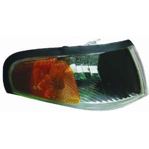 Depo 331 1540PXUS2 Ford Mustang Black Diamond Parking Lamp