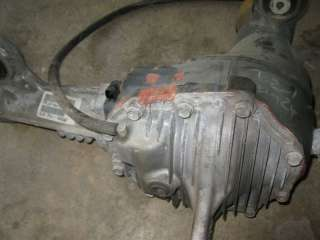 JEEP GRAND CHEROKEE COMMANDER DIFFERENTIAL ACHSE VORNE 3.0 CRD
