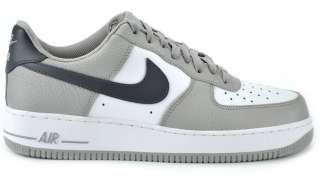 NIKE AIR FORCE 1 07 MENS 315122 054 MED GREY / ANTHRACITE / WHITE