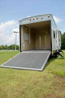 WHEEL TOY HAULER RV 315TH 1/2 TON TOWABLE FIFTH WHEEL TOY HAULER RV