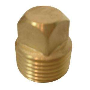 Watts 3/8 In. Brass Square Head Plug A 773
