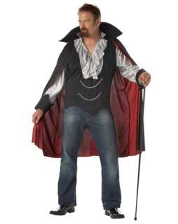 Very Cool Vampire Adult Costume  Wholesale Vampire Halloween Costume