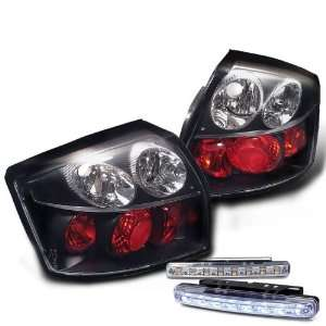Eautolights 02 05 Audi A4 S4 Tail Lights+LED Bumper Fog Lights