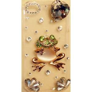 Case for iPhone 4S & 4 Verizon Sprint AT&T High Quality Bling Crystals