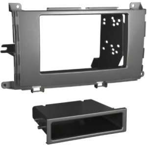 2011 Up Toyota Sienna SingleDIN/Double DIN Dash Kit