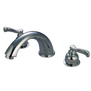 Elements of Design EC8362 Royale Roman Tub Filler Scroll