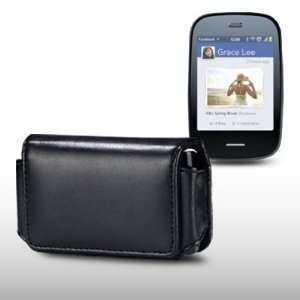 HP VEER BLACK SOFT PU LEATHER HORIZONTAL CASE BY CELLAPOD