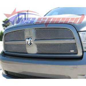 2009 UP Dodge Ram GrillCraft Mesh Grille   4PC Automotive