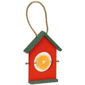 Heritage Farms Eco Friendly Fruit Bird Feeder Patio, Lawn & Garden