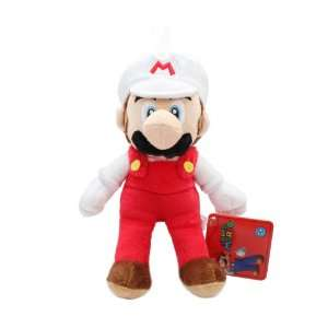 Global Holdings Super Mario Plush   8 Fire Mario Toys & Games
