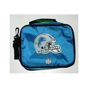 Detroit Lions NFL Football Insulated Lunch Bag Tote
