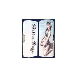 Bettie Page Beach Bunny Pin up Girl Lipstick Case