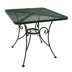Hanover Square Metal Patio Table S I 121CT Patio, Lawn & Garden