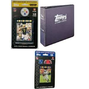 Pittsburgh Steelers 2008 Topps NFL Team Set Sports
