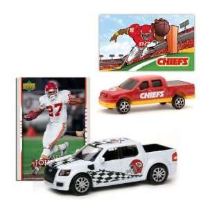 Kansas City Chiefs 2007 NFL Ford SVT Adrenalin and Ford F 150 Concept