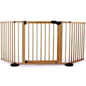 Cardinal Gates VersaGate Pet Gate, Wood