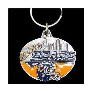 NFL Team Design Key Ring   Chicago Bears Sports