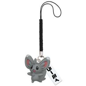 Pokemon Black and White Mini Figure Phone Charm   ~1 Chillarmy Toys