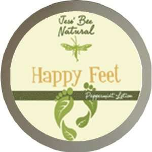 Happy Feet Shea Butter Lotion Beauty