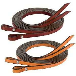 Weaver Leather Bridle Leather Split Reins