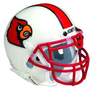 CARDINALS OFFICIAL FULL SIZE SCHUTT FOOTBALL HELMET