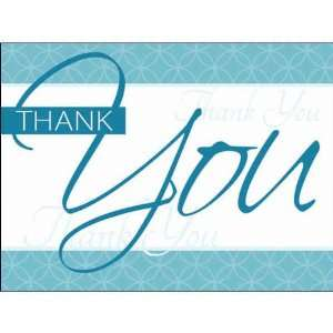 Leanin Tree TKG13582 Thank You Card with Custom Front Greeting and