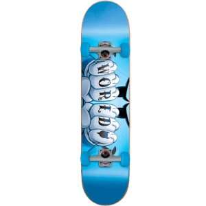 World Industries Knuckle Tat Willy Complete Skateboard   7