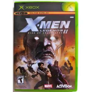 Men Legends 2   Rise of Apocalypse XBOX Live Enabled Video Games